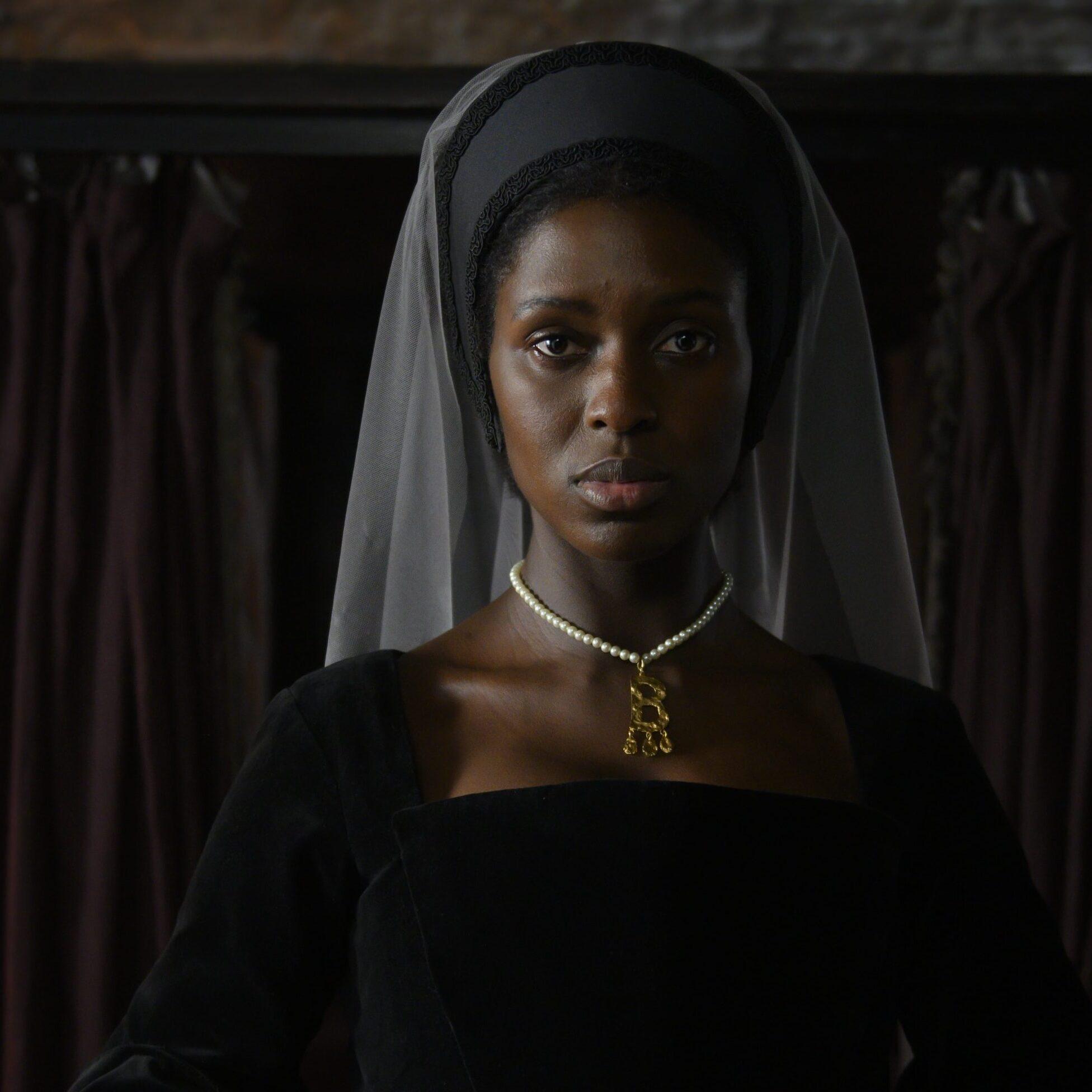 MI Anne Boleyn Played By Jodie Turner Smith